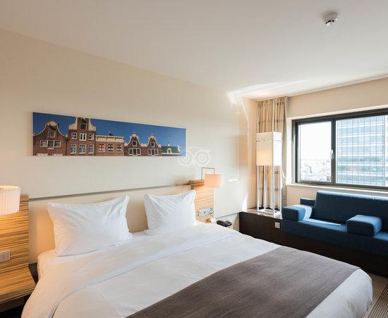 Photo of Hotel Mövenpick Hotel Amsterdam City Centre at Piet Heinkade 11, Amsterdam 1019 BR, Netherlands
