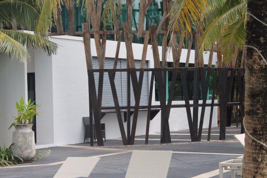 Khok Kloi, Thailand: Restaurant LUNA fermé depuis 1 an
