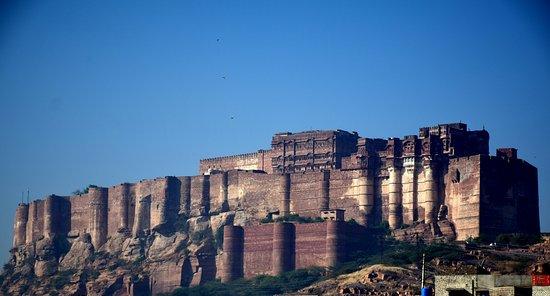 Heritage Kuchaman : Mehrangarh fort