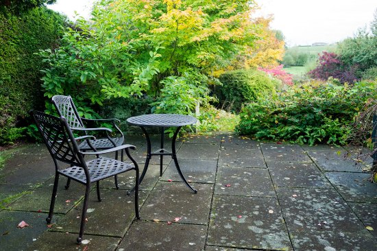 The Sun Room self-catering apartment at Edenwater House