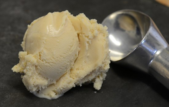 Dartington, UK: Delicious & Decadent Ice Cream
