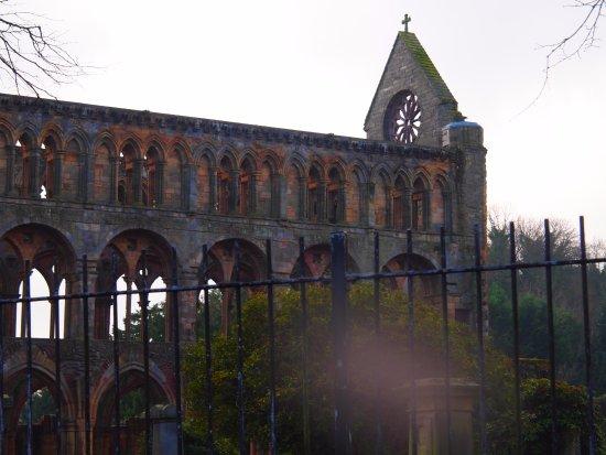 Jedburgh, UK: tudo em nome de um Deus...