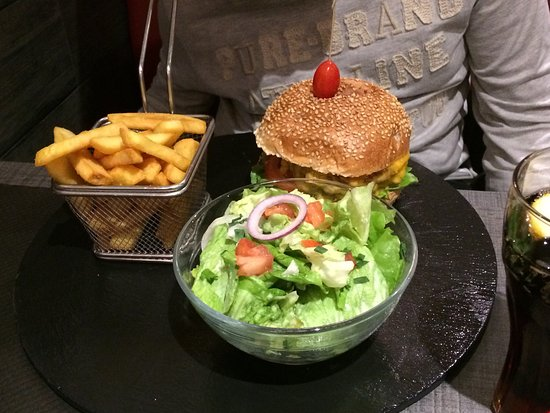 Epinay sur Seine, Γαλλία: Très bon repas.