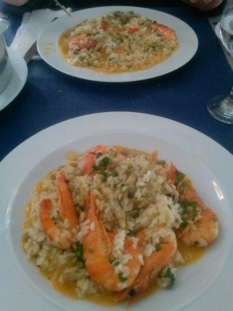 Restaurante Dona Bia: Arroz de Lingueirão