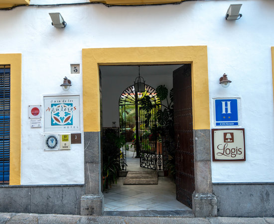 Casa de los azulejos cordoba spanien omd men och for Hotel casa de los azulejos cordoba spain