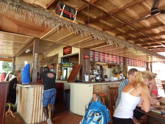 Picture Of The Tiki Bar, Rockley