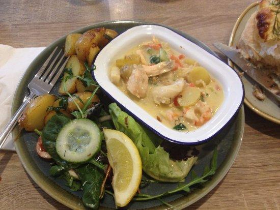 Killybegs, Irlanda: Fish Pie