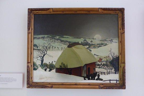 Aalst, Belgia: painting by Saedeleer