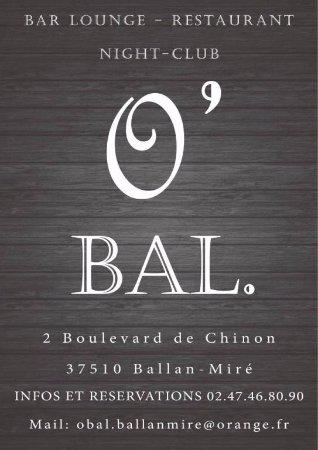 Ballan Mire, Francia: O'bal