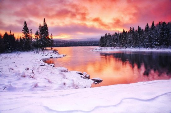 Pittsburg, Nueva Hampshire: Second Connecticut Lake