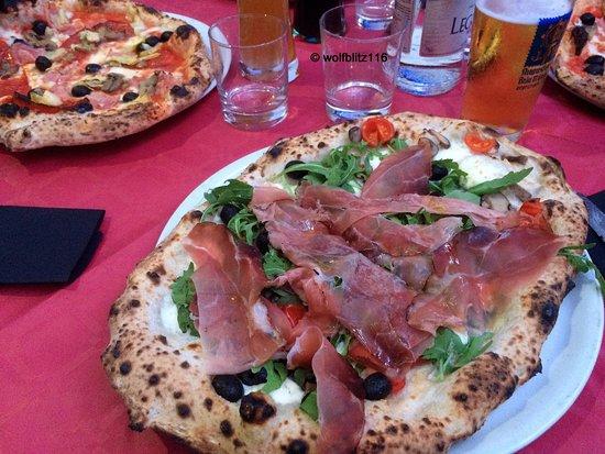 Rionero in Vulture, Italia: pizze