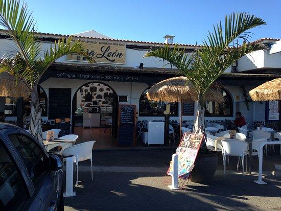 Chez Leon: Casa Léon