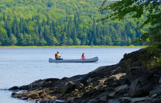 Pittsburg, NH: We rent kayaks and canoes.