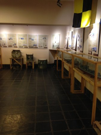 Cape Agulhas, Sudáfrica: Small but interesting museum
