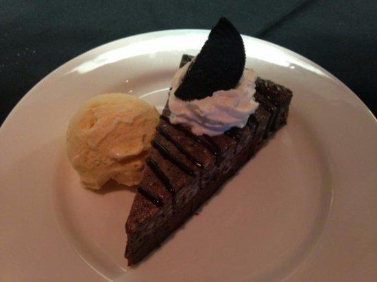 Ham Lake, Миннесота: Brownie cheesecake