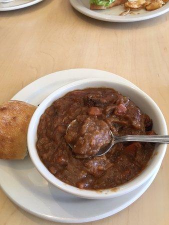 Newbury, NH: Guiness Stew