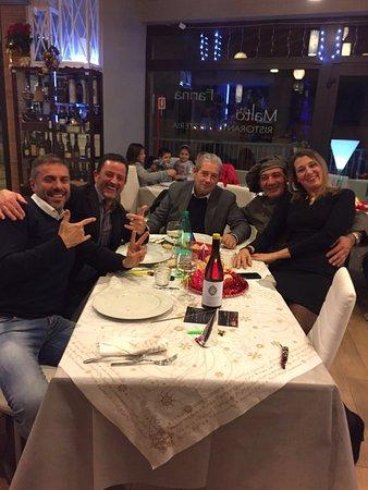 Vignanello, อิตาลี: gli amici