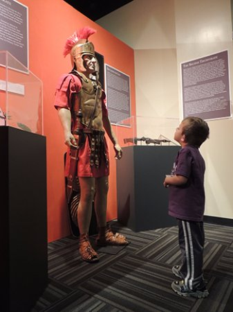Clayton Museum of Ancient History at York College