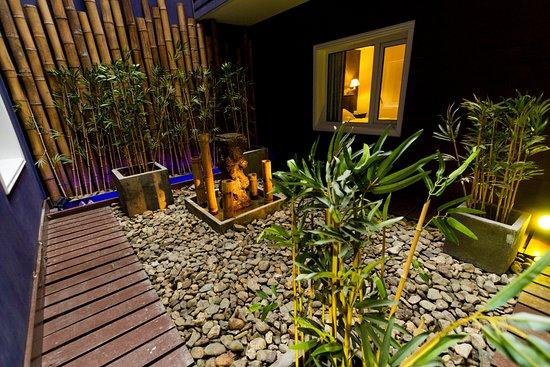 Jardin Zen Picture Of Lennox Hotels Ushuaia Ushuaia Tripadvisor - Jardn-zen
