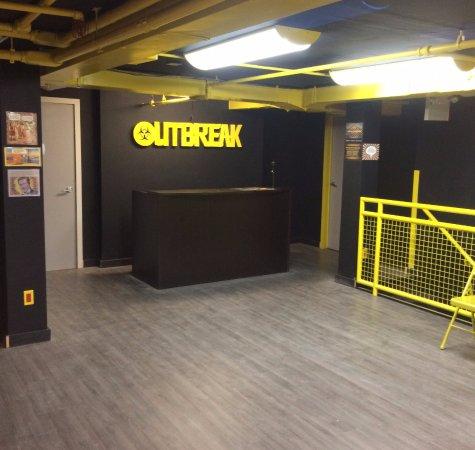 Outbreak Escape Games