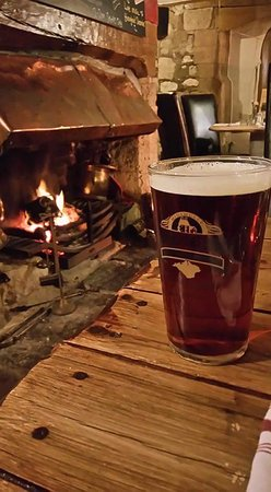 Brading, UK: Ale at Christmas 2016