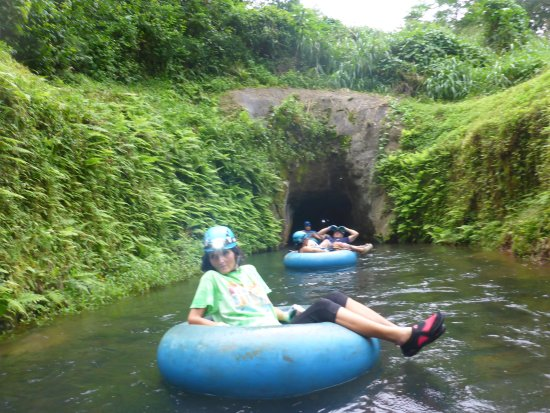 Hanamaulu, HI: Coming out of one of the tunnels