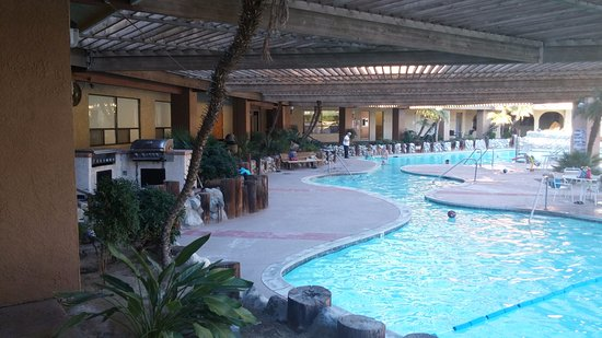 Caliente Springs Resort-Active 55+ Yrs and Better Resort: Pool