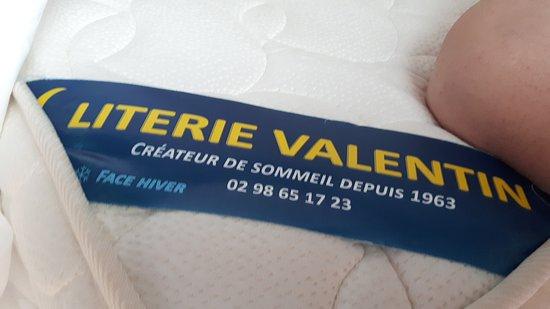 Hotel Restaurant Le Sterenn : le super matelas breton !!!!