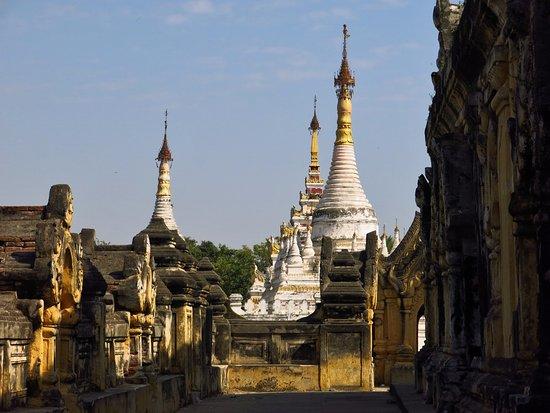 Amarapura, ميانمار: genel görünüm