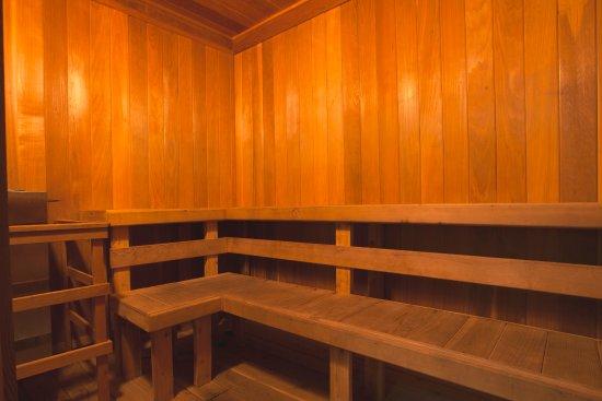 DeKalb, IL: Sauna