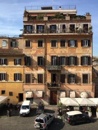 Finestra su trastevere rome itali foto 39 s reviews en prijsvergelijking tripadvisor - Finestra su trastevere ...