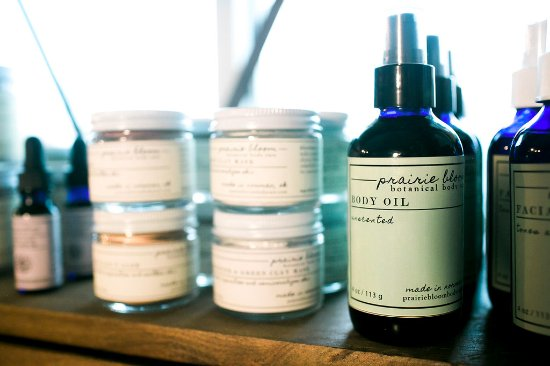 Norman, OK: Prairie Bloom Botanicals products are locally made and crafted with all natural ingredients.