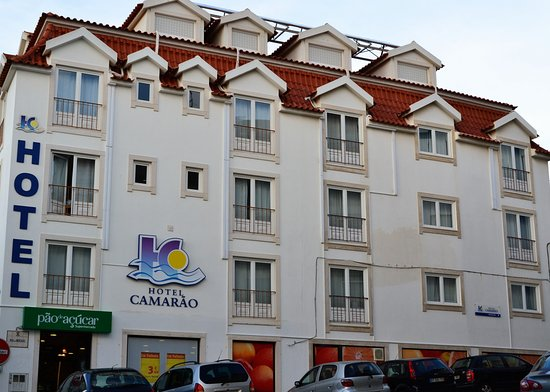 Hotel Camarao : Fachada Principal