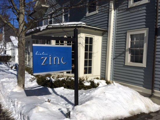 Lenox, MA: Bistro Zinc February