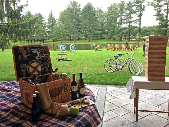 Warrenton, VA: Lawn Games, Archery, Biking and more!
