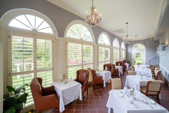 Warrenton, VA: Garden Bistro