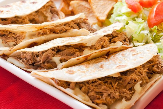 100 antojitos mexicanos mission 2306 east expressway - Tacos mexicanos de pollo ...