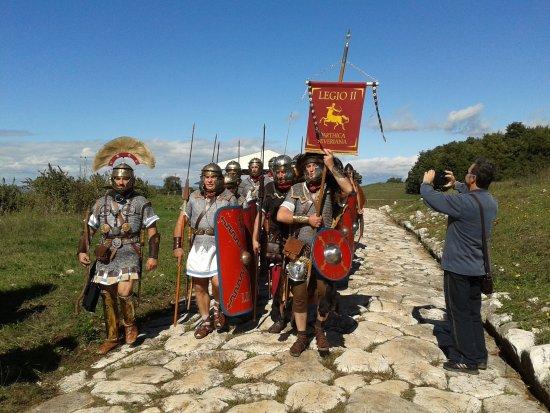 Area Archeologica Via Nomentum-Eretum