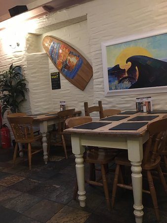 Narberth, UK: The Peppercorn Restaurant & Grill
