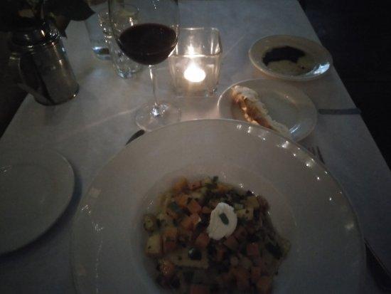 Gabriella Cafe: Butternut Squash Ravioli