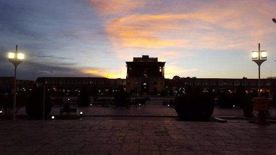Aali Qapu Palace: Aali Qapu