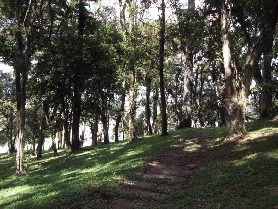 Sao Bento Do Sul, SC: vista parcial