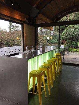 Yountville, Kalifornien: Part of the tasting room
