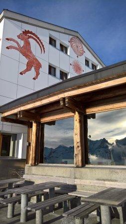 Berghaus Diavolezza: fantastische Spiegelungen