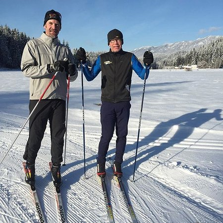 Leavenworth, WA: Groomed daily for skate and classic cross country skiing!