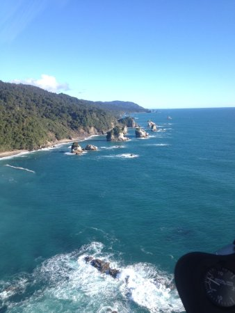 HAAST'S RUGGED COASTLINE