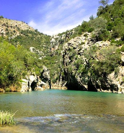 Gaucin, Spain: Cañón de Las Buitreras, 1 hora a pie desde Casa Rural Ahora
