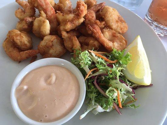 Watsons Bay, Australien: Fried Shrimp