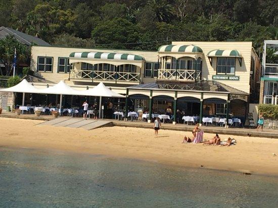 Watsons Bay, Australien: Still a great location