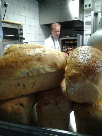 Ossendrecht, Países Bajos: Elke dag vers brood